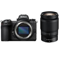 Nikon Z 6II + 24-200 MM