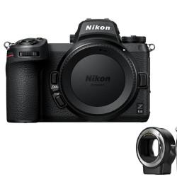 Nikon Z 6II + Bague FTZ
