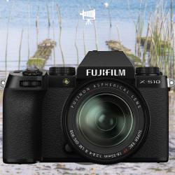 FFUJIFILM X-S10+18-55