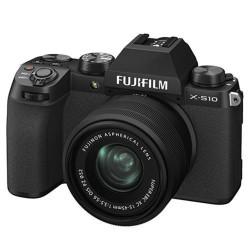 FUJIFILM X-S10+15-45