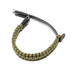 COOPH Paracord Hand Strap noir/olive 18891