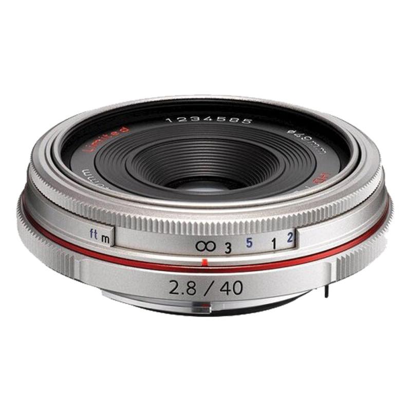 PENTAX 40/2.8 HD LIMITED