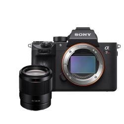 SONY ALPHA 7R III + FE 35 mm f/1,8