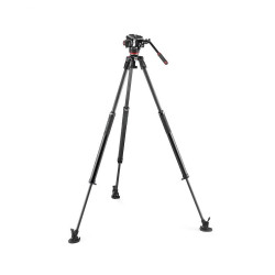 MANFROTTO 504X ET CF FAST SING LED TRIPOD
