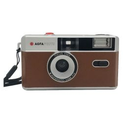 Agfaphoto Photo Camera 35mm marron