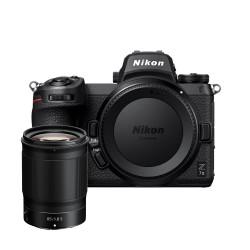 NIKON Z7 II + Nikon Z85mm f/1,8