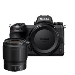 NIKON Z7 II + Nikon Z50mm f/1,8