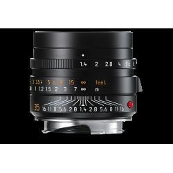 LEICA M 35/1.4 SUMMILUX ASPH. NOIR