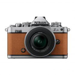 Nikon Zfc + Z 16-50mm DX SLbrown