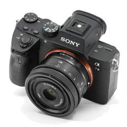 SONY ALPHA 7 III + FE40mm F2,5