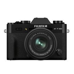 FUJIFILM X-T30 II NOIR+15-45