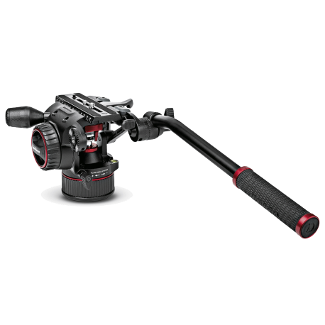 MANFROTTO ROTULE VIDEO NITROTECH N8