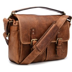 ONA BAG Prince Street Leica (Antique Cognac Leather)