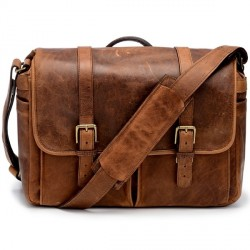ONA BAG The Brixton (Antique Cognac Leather)