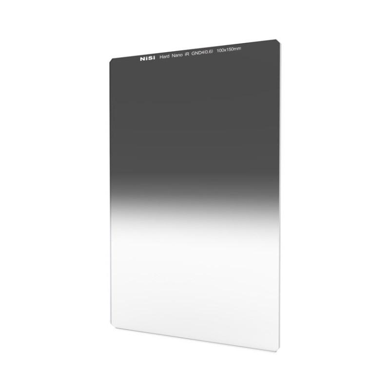 NiSi Filtre Dégradé GND4 0.6 (2 Stops) Soft 100x100mm