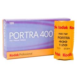 KODAK PORTRA 400 120 - PACK DE 5