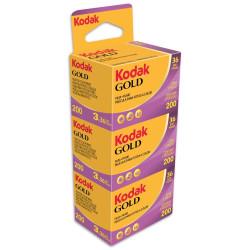 KODAK GOLD 200 36P X3