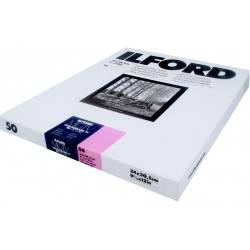 ILFORD MULTIGRADE IV 1M 24X30CM BRILLANT (X50)