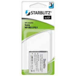 STARBLITZ BATTERIE COMPAT. SONY NP-BG1/FG1