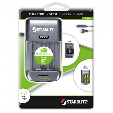 STARBLITZ CHARGEUR UNIVERSEL