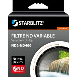 STARBLITZ FILTRE ND VARIABLE 67mm