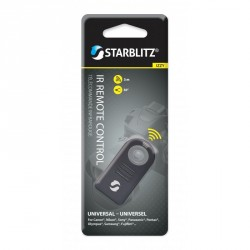 STARBLITZ REMOTE CONTROL IZZY