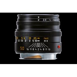 LEICA M 50/2 SUMMICRON NOIR