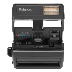 POLAROID 600 SQUARE (RECONDITIONNE)