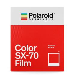 POLAROID SX-70 FILM COULEUR