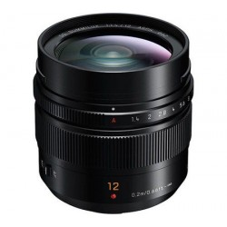 PANASONIC 12MM F/1.4 ASPH. LEICA DG SUMMILUX