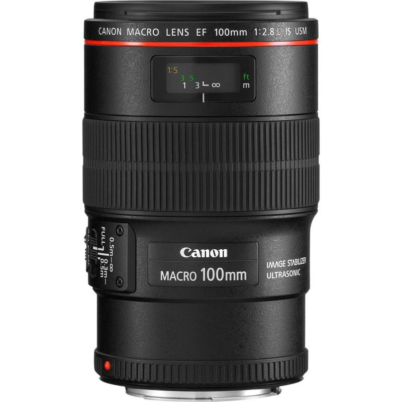 CANON EF 100/2.8 L IS MACRO USM