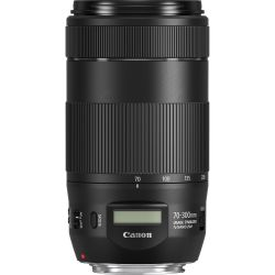 CANON EF 70-300/4-5,6 IS II USM