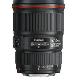 CANON EF 16-35/4 L IS USM