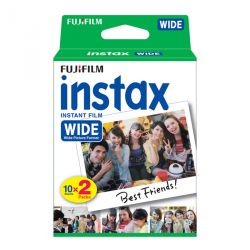 FUJIFILM INSTAX WIDE FILM BI-PACK