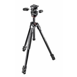 MANFROTTO TRÉPIED KIT MK290XTA3-3W