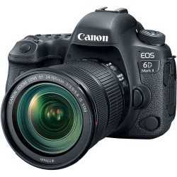 CANON EOS 6D MARK II+24-105 IS STM