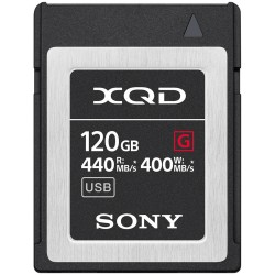 SONY XQD G 120GB HIGH SPEED R440 W400 5X STRONGER