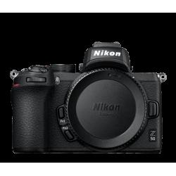 NIKON Z50 + 16-50 DX + 50-250 DX
