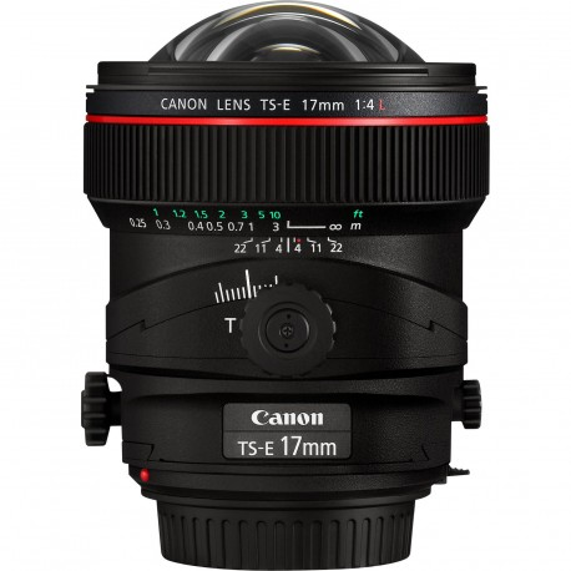 CANON EF TS-E 17/4.0 L