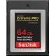 SANDISK CFEXPRESS EXTREME PRO 64GB (XQD) 1500/800MB