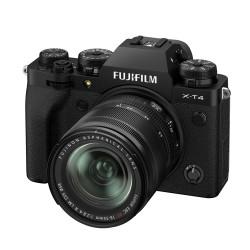 FUJIFILM X-T4 NU noir 18-55 mm