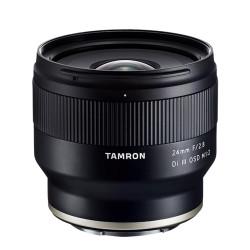 TAMRON 24 F2.8 DI III OSD MACRO SONY E/FE
