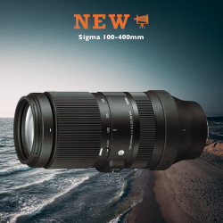 SIGMA 100-400 5-6.3 DG DN OS SONY CONTEMPORARY